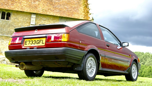 1987 Toyota Corolla AE86 GT For Sale (picture 17 of 107)