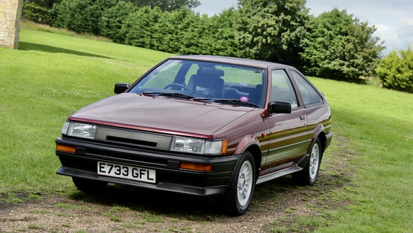 1987 Toyota Corolla AE86 GT For Sale (picture 7 of 107)