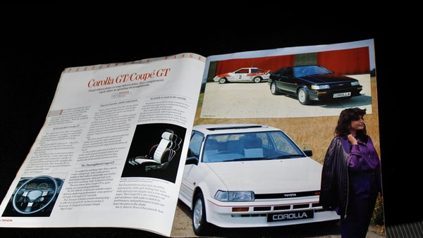 1987 Toyota Corolla AE86 GT For Sale (picture 93 of 107)