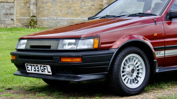 1987 Toyota Corolla AE86 GT For Sale (picture 53 of 107)
