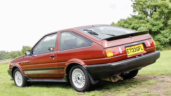 1987 Toyota Corolla AE86 GT For Sale (picture 12 of 107)