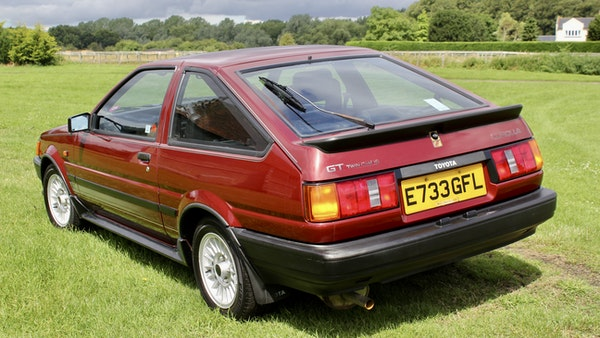 1987 Toyota Corolla AE86 GT For Sale (picture 13 of 107)