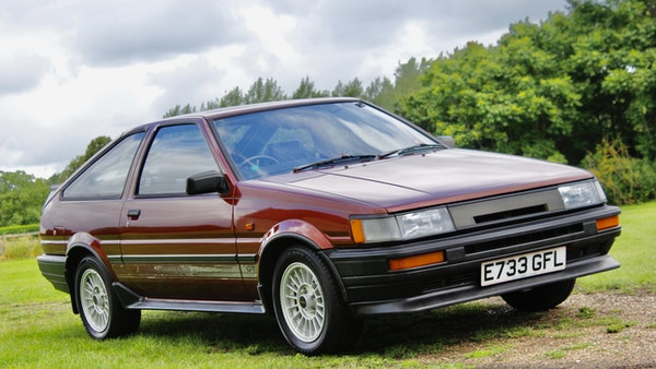 1987 Toyota Corolla AE86 GT For Sale (picture 3 of 107)