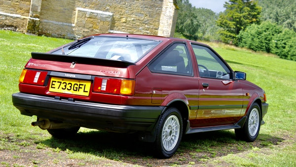 1987 Toyota Corolla AE86 GT For Sale (picture 16 of 107)