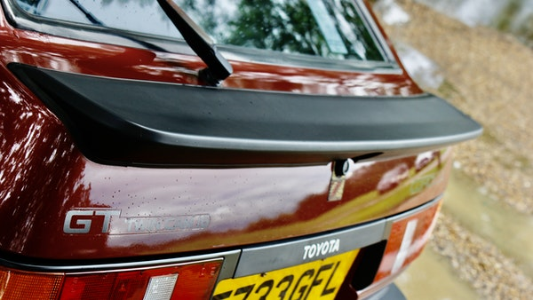 1987 Toyota Corolla AE86 GT For Sale (picture 64 of 107)