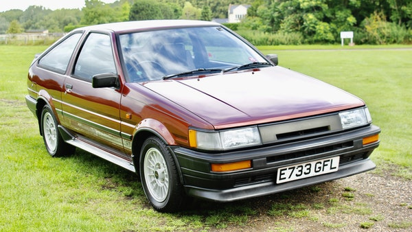 1987 Toyota Corolla AE86 GT For Sale (picture 4 of 107)