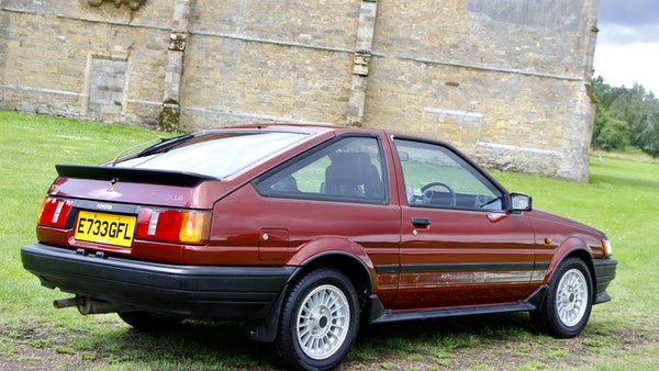 1987 Toyota Corolla AE86 GT For Sale (picture 18 of 107)