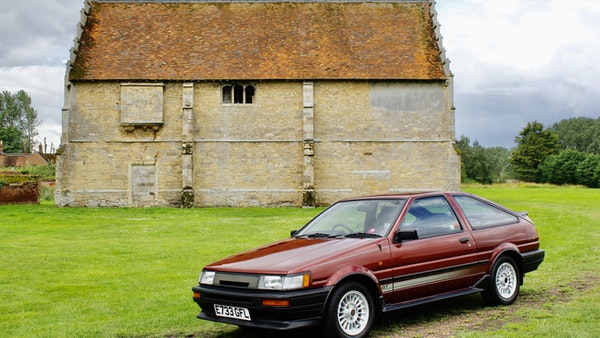 1987 Toyota Corolla AE86 GT For Sale (picture 22 of 107)
