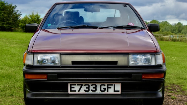 1987 Toyota Corolla AE86 GT For Sale (picture 6 of 107)
