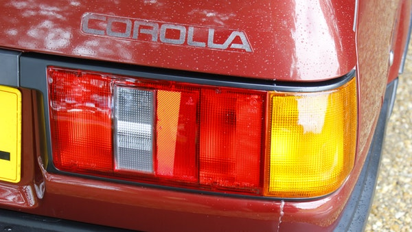 1987 Toyota Corolla AE86 GT For Sale (picture 69 of 107)