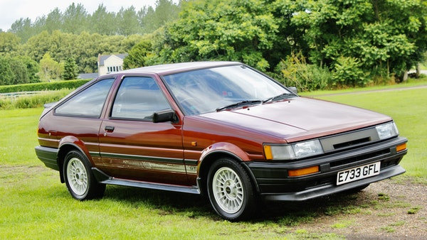1987 Toyota Corolla AE86 GT For Sale (picture 1 of 107)