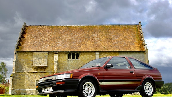 1987 Toyota Corolla AE86 GT For Sale (picture 9 of 107)