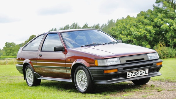 1987 Toyota Corolla AE86 GT For Sale (picture 20 of 107)