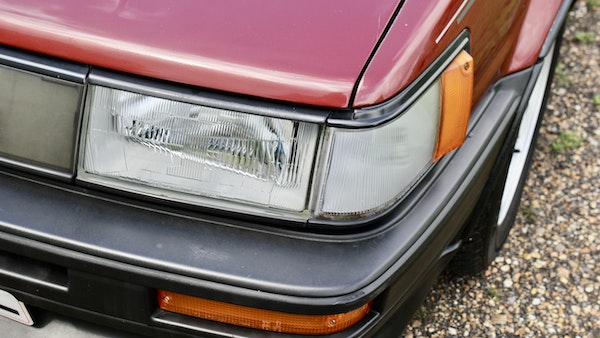 1987 Toyota Corolla AE86 GT For Sale (picture 51 of 107)