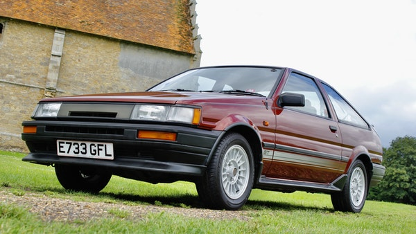 1987 Toyota Corolla AE86 GT For Sale (picture 8 of 107)