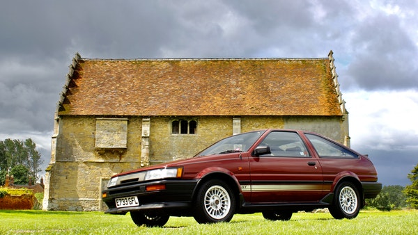 1987 Toyota Corolla AE86 GT For Sale (picture 21 of 107)