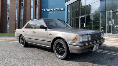 1988 Toyota Crown Royal Supercharged