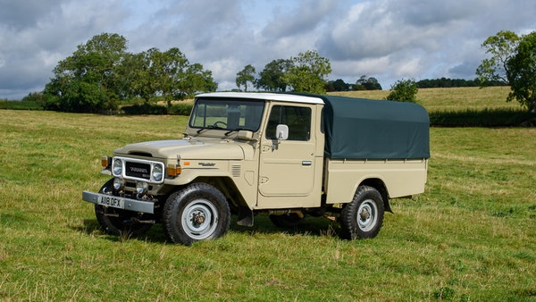 1984 Toyota Land Cruiser HJ47 For Sale (picture 17 of 127)