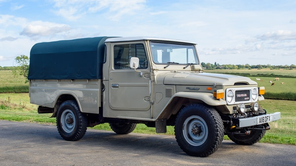 1984 Toyota Land Cruiser HJ47 For Sale (picture 9 of 127)