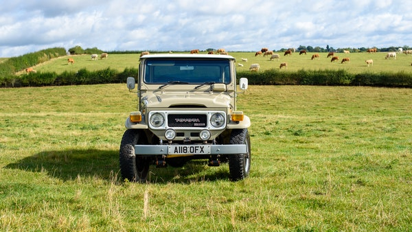 1984 Toyota Land Cruiser HJ47 For Sale (picture 6 of 127)