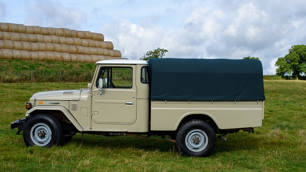 1984 Toyota Land Cruiser HJ47 For Sale (picture 23 of 127)