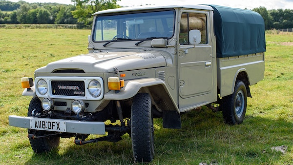 1984 Toyota Land Cruiser HJ47 For Sale (picture 11 of 127)
