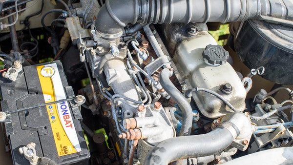 1984 Toyota Land Cruiser HJ47 For Sale (picture 108 of 127)