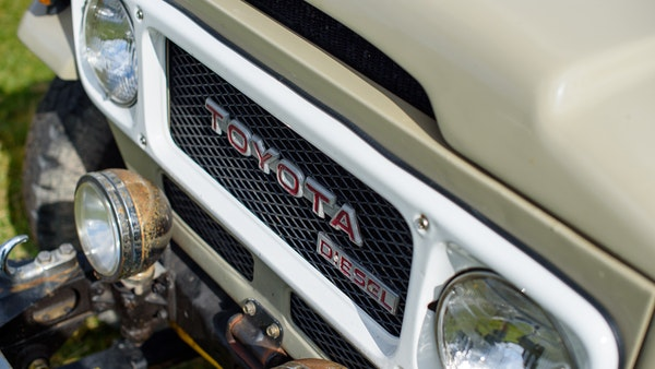 1984 Toyota Land Cruiser HJ47 For Sale (picture 68 of 127)