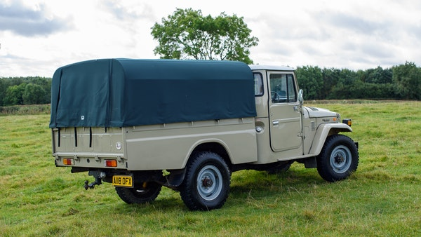 1984 Toyota Land Cruiser HJ47 For Sale (picture 18 of 127)