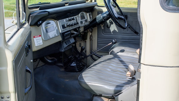1984 Toyota Land Cruiser HJ47 For Sale (picture 35 of 127)