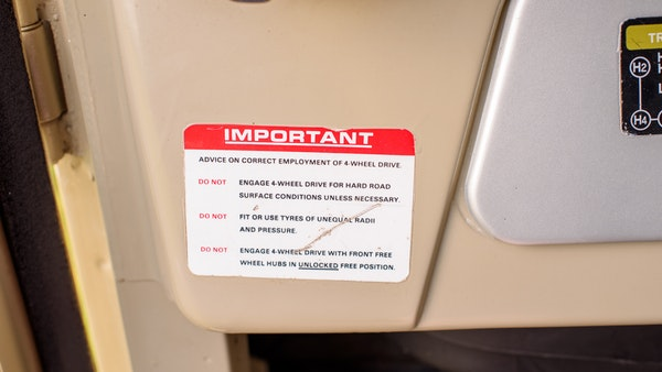 1984 Toyota Land Cruiser HJ47 For Sale (picture 44 of 127)