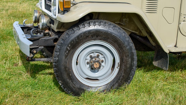 1984 Toyota Land Cruiser HJ47 For Sale (picture 25 of 127)