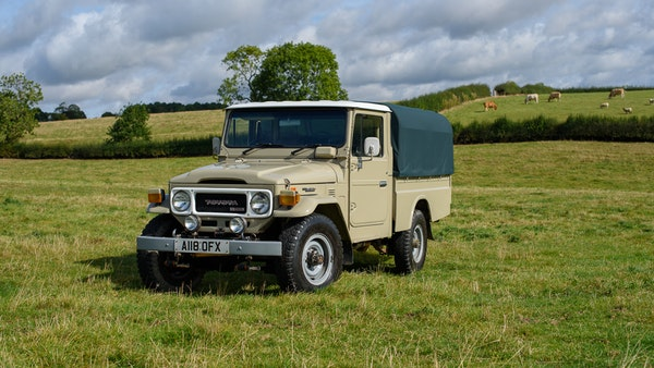 1984 Toyota Land Cruiser HJ47 For Sale (picture 5 of 127)