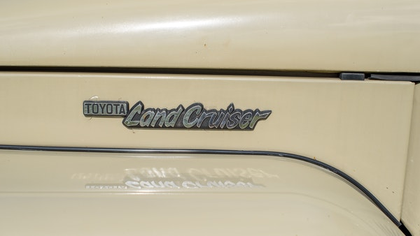 1984 Toyota Land Cruiser HJ47 For Sale (picture 69 of 127)
