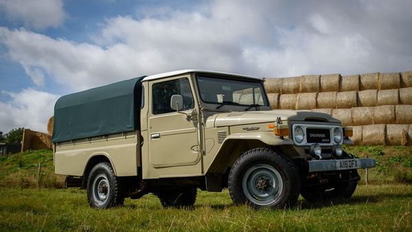 1984 Toyota Land Cruiser HJ47 For Sale (picture 3 of 127)