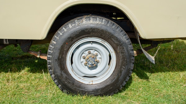 1984 Toyota Land Cruiser HJ47 For Sale (picture 24 of 127)