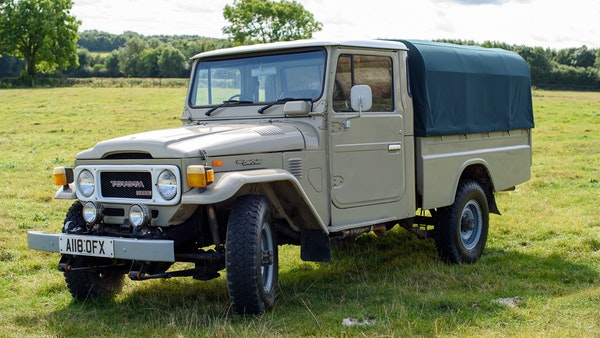 1984 Toyota Land Cruiser HJ47 For Sale (picture 13 of 127)