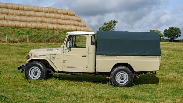 1984 Toyota Land Cruiser HJ47 For Sale (picture 4 of 127)