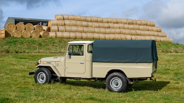 1984 Toyota Land Cruiser HJ47 For Sale (picture 16 of 127)