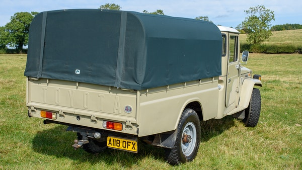 1984 Toyota Land Cruiser HJ47 For Sale (picture 10 of 127)