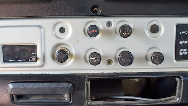 1984 Toyota Land Cruiser HJ47 For Sale (picture 42 of 127)
