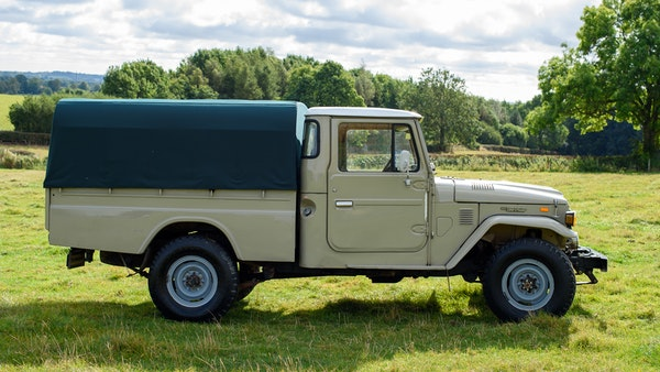 1984 Toyota Land Cruiser HJ47 For Sale (picture 7 of 127)
