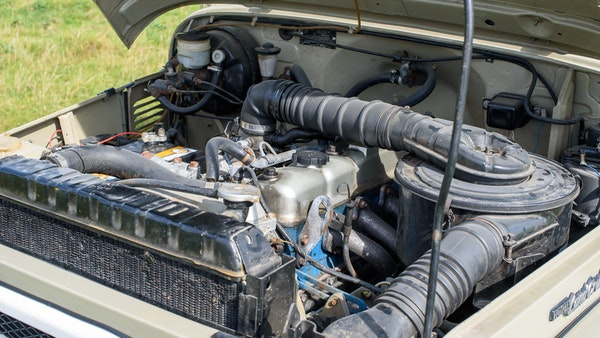 1984 Toyota Land Cruiser HJ47 For Sale (picture 100 of 127)