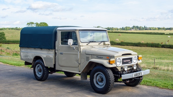 1984 Toyota Land Cruiser HJ47 For Sale (picture 14 of 127)