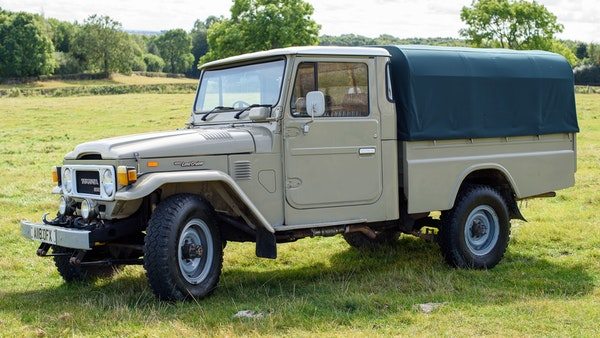 1984 Toyota Land Cruiser HJ47 For Sale (picture 15 of 127)