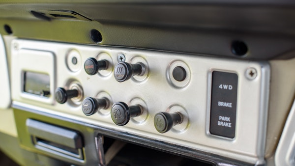 1984 Toyota Land Cruiser HJ47 For Sale (picture 55 of 127)