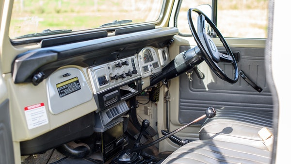 1984 Toyota Land Cruiser HJ47 For Sale (picture 28 of 127)