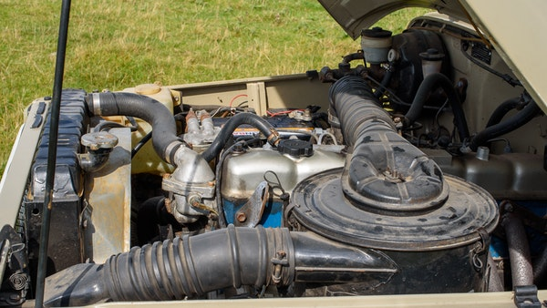 1984 Toyota Land Cruiser HJ47 For Sale (picture 101 of 127)