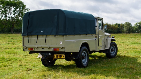 1984 Toyota Land Cruiser HJ47 For Sale (picture 20 of 127)