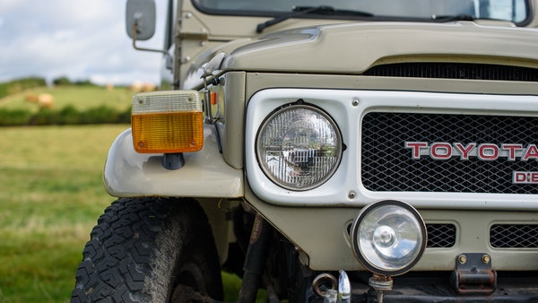 1984 Toyota Land Cruiser HJ47 For Sale (picture 73 of 127)